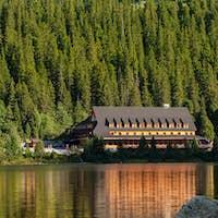Popradske pleso lake valley in Tatra Mountains, Slovakia, Europe