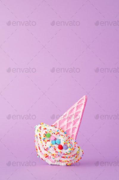 Ice cream cone toy