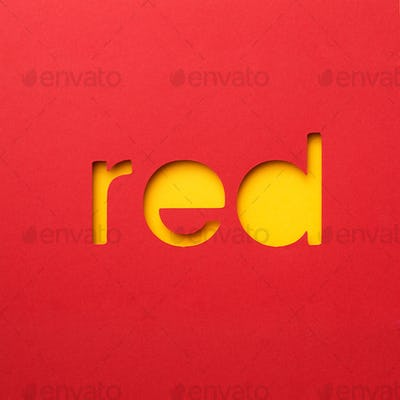 Red Word