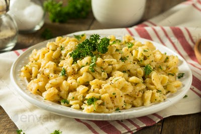 Savory Homemade German Spaetzle
