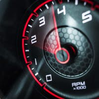 Car Engine Revolutions
