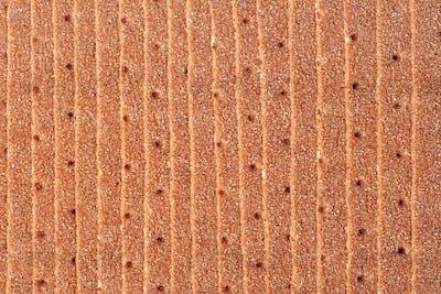 dry bread slices
