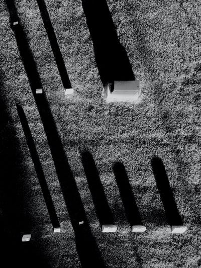 Cemetery Shadows