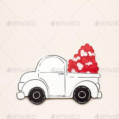 Love truck.