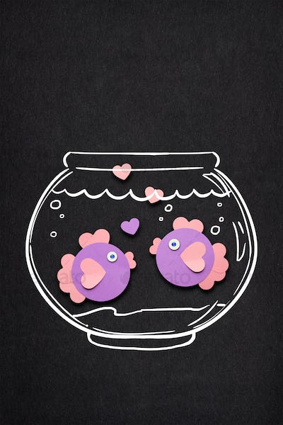 Love fishes.