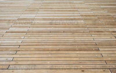 Wooden Floor Material