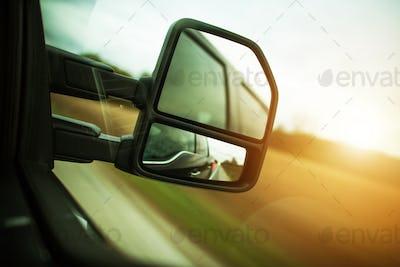 Vehicle Blind Spot Assistance