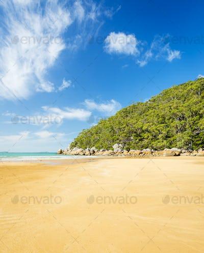 Beach In Wilsons Promontory