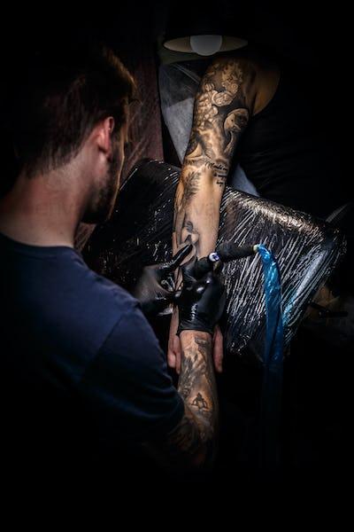 Master tattoo