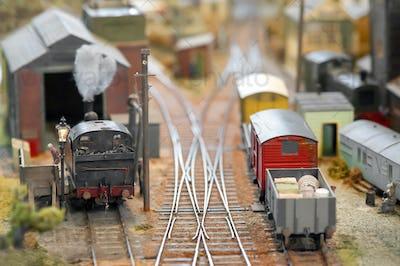 freight yard