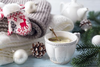 A cup of tea for the new year.