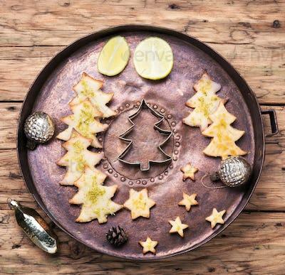 celebration Christmas cookies