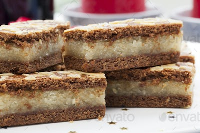 Almond Filled Speculaas