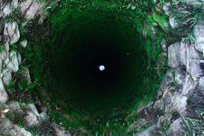 Terrible old deep well