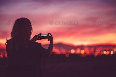 Scenic Vista Pictures Taking