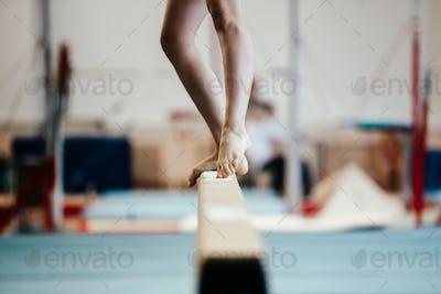competition gymnastics