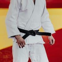 athlete judoka