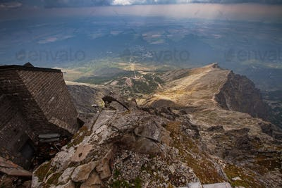 Photo of beautiful High Tatra Mountains, Slovakia, Europe