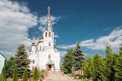 Kamyenyets, Brest Region, Belarus. St Simeon's Orthodox Church I