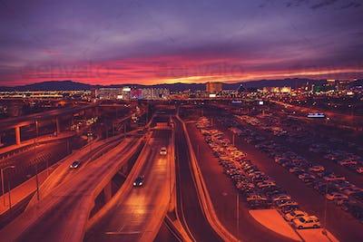 City of Las Vegas Nevada