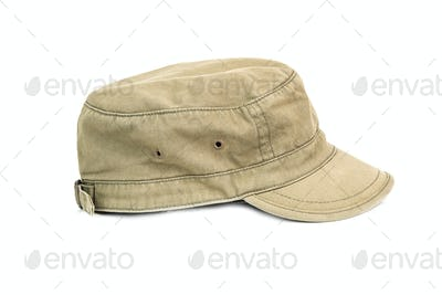 green military cap
