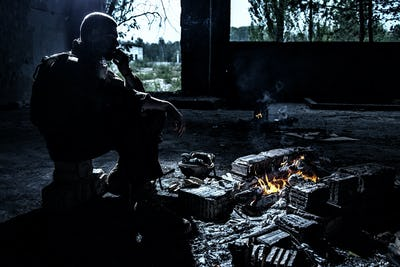 Smoking after the fight