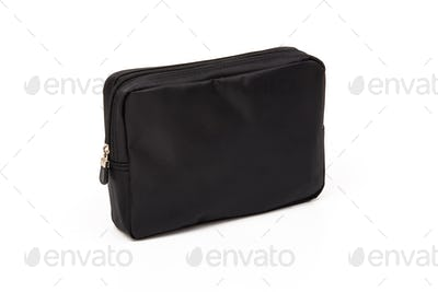 Golf pouch, black bag