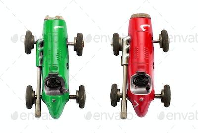 Racing cars toys