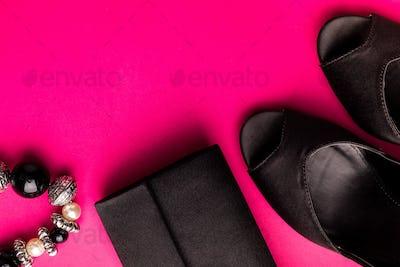 Fashion Lady Woman Accessories Set