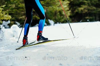 legs men skier