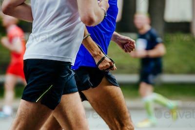blind runner athlete