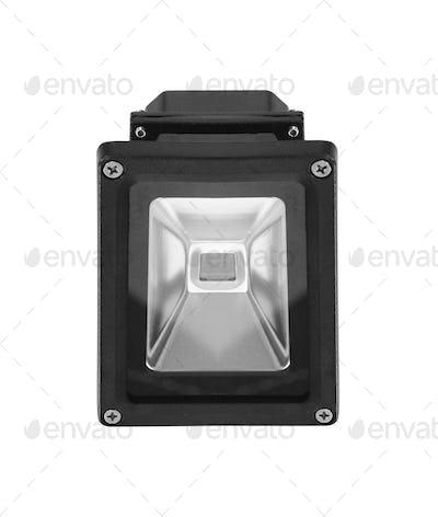 LED Flood Light isolated
