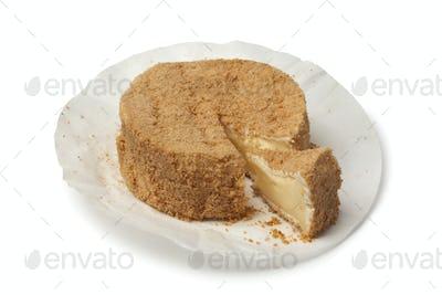 Calvados Camembert cheese