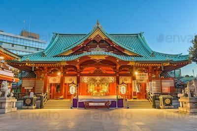 Kanda Shrine in Tokyo