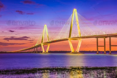 Charleston, South Carolina, USA Bridge