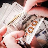 Dollar Banknotes Counting