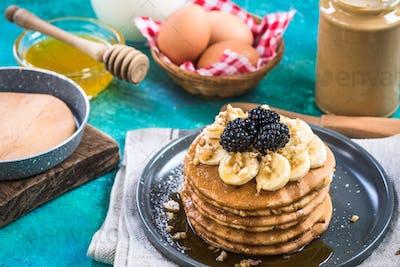 Celebrating Shrove Tuesday or Pancake Day