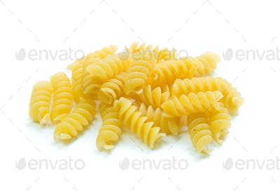 Italian pasta spirals