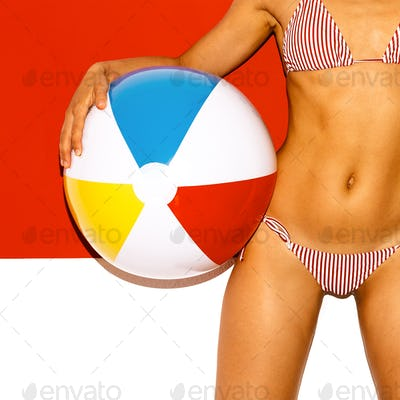 Summer Beach Girl fashion