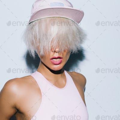 Urban  Style Girl Fashion Accessory Cap
