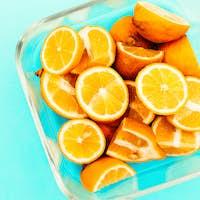 Lemons. Vitamin C Creative Food Ideas