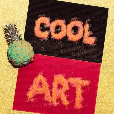 Trendy minimal art cool design