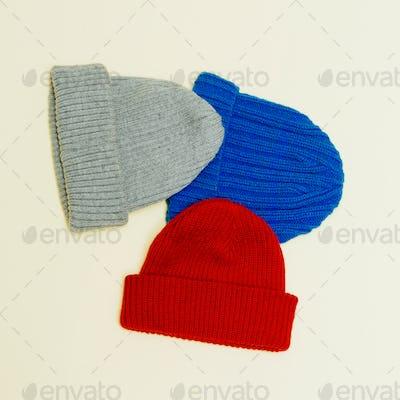 Set hats Hipster Fashion style Urban Sports