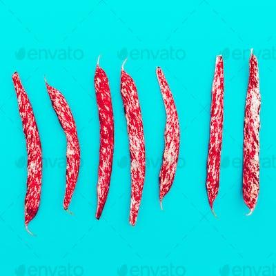 Beans Minimal art design