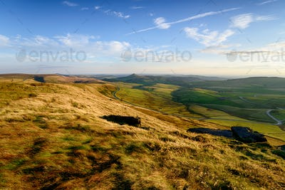Shining Tor in the Peak District