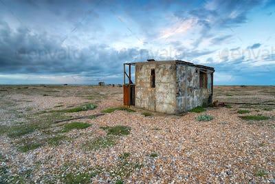 Abandoned Fishing Huts