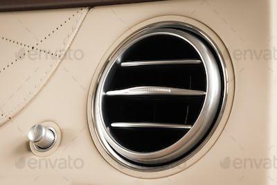 Ventilation hole AC deck
