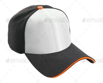 baseball hat isolated