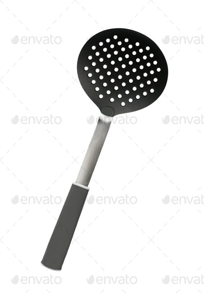 skimmer isolated on white background
