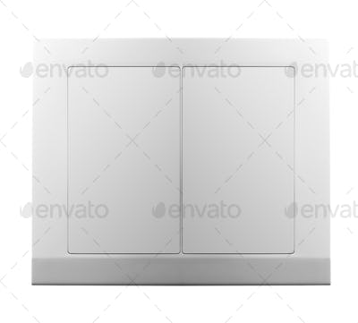 Light switch isolated